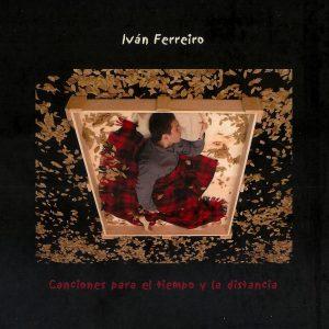 portada del disco Canciones Para el Tiempo y la Distancia