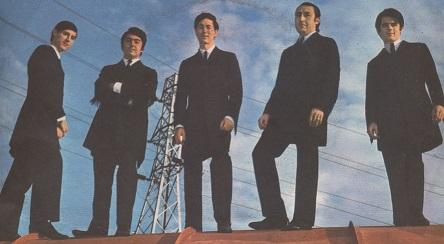 foto del grupo imagen del grupo Los Flecos