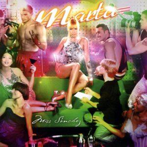 portada del disco Miss Sánchez