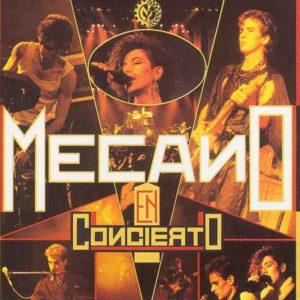 portada del disco En Concierto