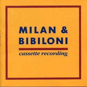 portada del disco Cassette Recording