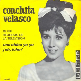 portada del disco Del Film Historias de la Televisión