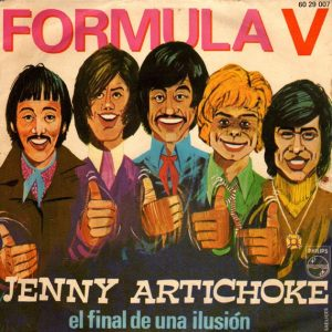 portada del disco Jenny Artichoke