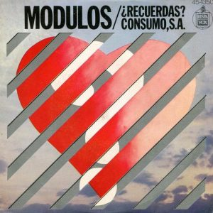 portada del disco ¿Recuerdas? / Consumo S.A