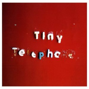 portada del disco Tiny Telephone