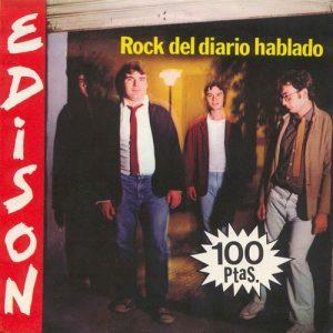 portada del disco Rock del Diario Hablado