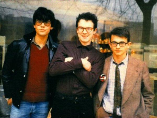 foto del grupo imagen del grupo La Banda sin Futuro