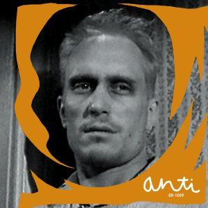 portada del disco anti