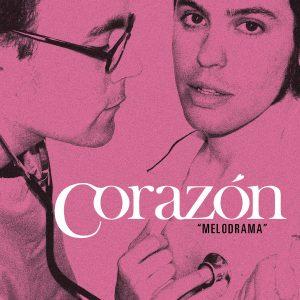 portada del disco Melodrama