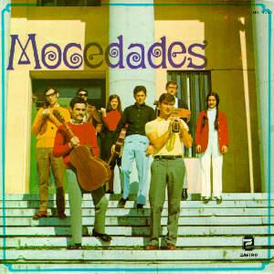 portada del disco Mocedades 1