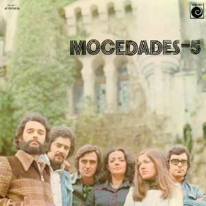 portada del album Mocedades 5