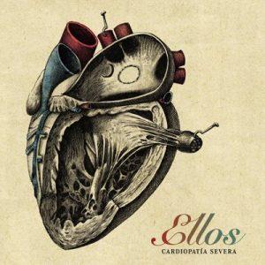 portada del disco Cardiopatía Severa