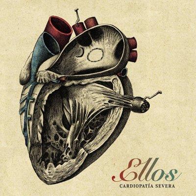 portada del album Cardiopatía Severa