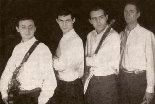 foto del grupo imagen del grupo Los Estudiantes