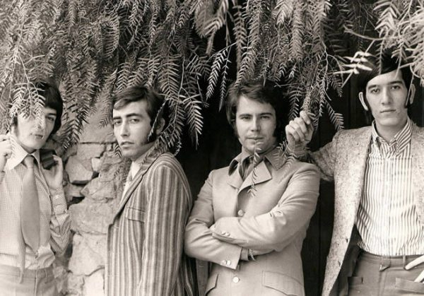 foto del grupo imagen del grupo Los Gritos