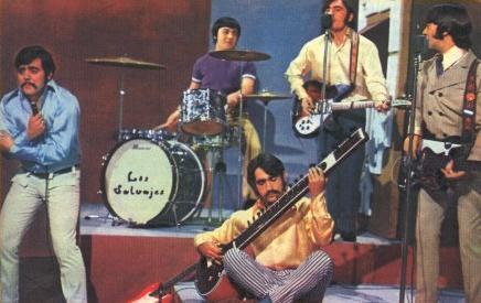 foto del grupo imagen del grupo Los Salvajes