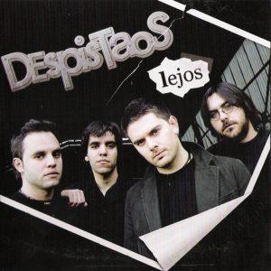 portada del disco Lejos