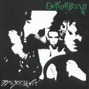 portada del disco Eskizofrenia (reedición)