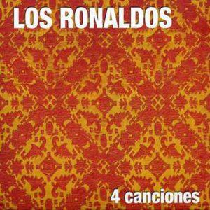 portada del disco 4 Canciones