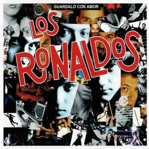 portada del disco Guárdalo con Amor