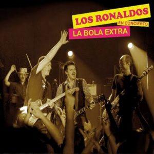 portada del album La Bola Extra