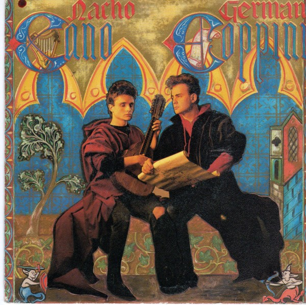 portada del disco Nacho Cano - Germán Coppini