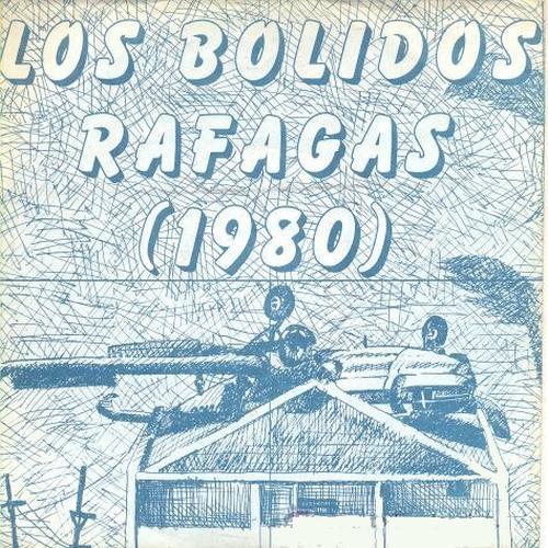 portada del disco Ráfagas