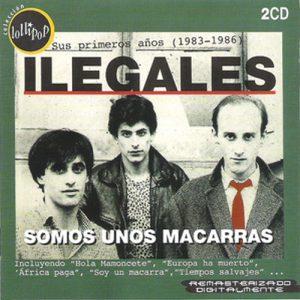 portada del album Somos Unos Macarras