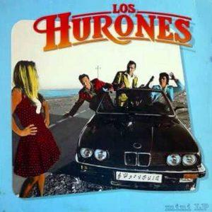 portada del disco Los Hurones