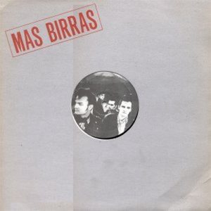 portada del disco Más Birras