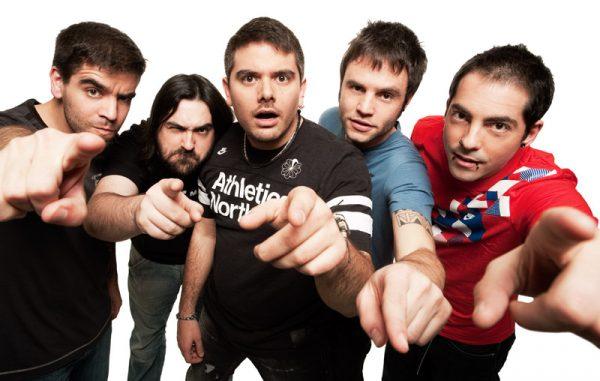 foto del grupo imagen del grupo Despistaos