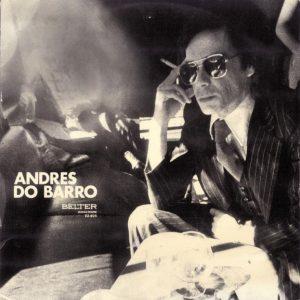 portada del disco Andrés do Barro