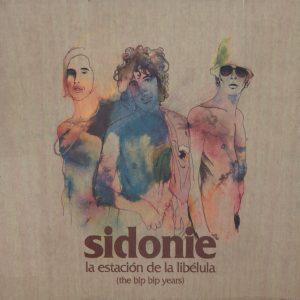 portada del disco La Estación de la Libélula (The Bip Bip Years)