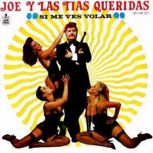 portada del disco Joe y las Tías Queridas