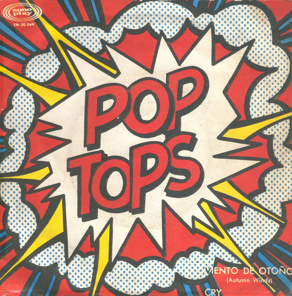 portada del disco Pop-Tops