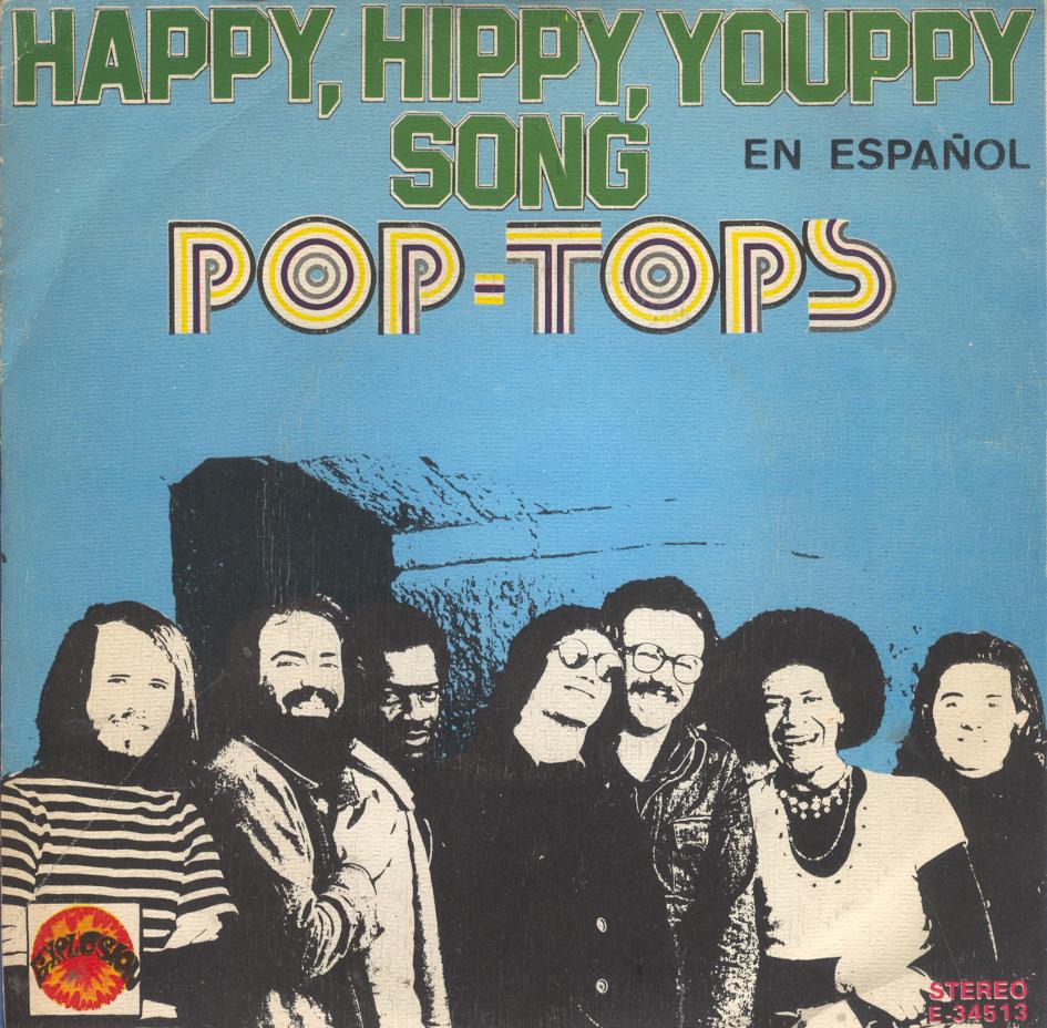 portada del disco Happy Hippy Youppy Song