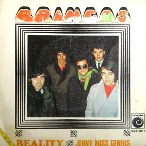 portada del disco Reality / Jenny, Miss Genius