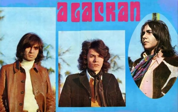 foto del grupo Alacrán