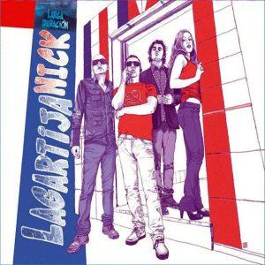 portada del disco Larga Duración