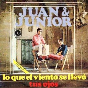 portada del disco Lo Que el Viento Se Llevó / Tus Ojos