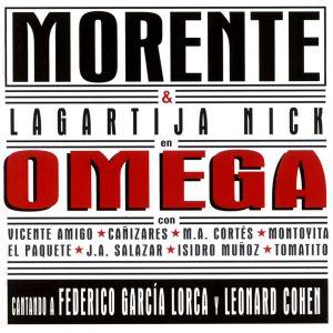 portada del disco Omega