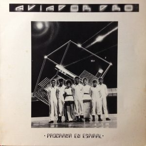 portada del disco Programa en Espiral