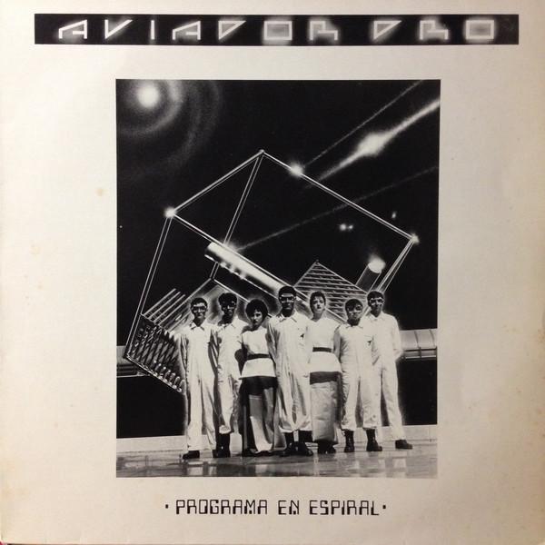 portada del album Programa en Espiral
