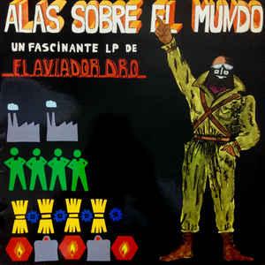 portada del album Alas Sobre el Mundo