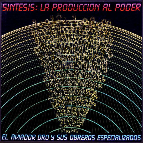portada del album Síntesis: La Producción al Poder