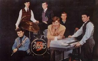 foto del grupo imagen del grupo Los Shakers