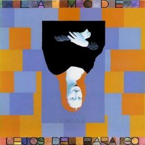 portada del disco Lejos del Paraíso