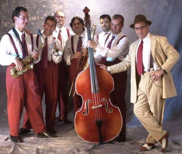 foto del grupo The Hot Swing Machine
