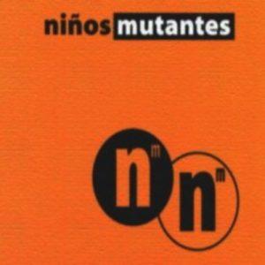 portada del disco Niños Mutantes