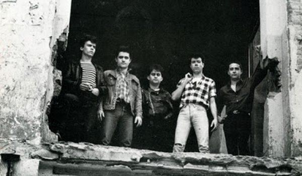 foto del grupo Aurelio y los Vagabundos